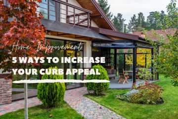Ways to Increase Your Curb Appeal